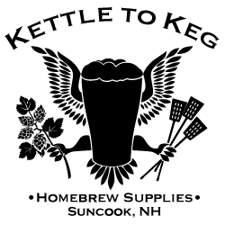 kettle to keg250