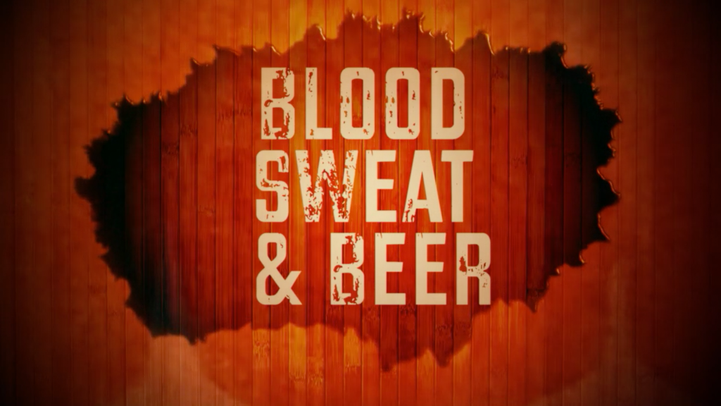 THS 43: Blood Sweat & Beer!